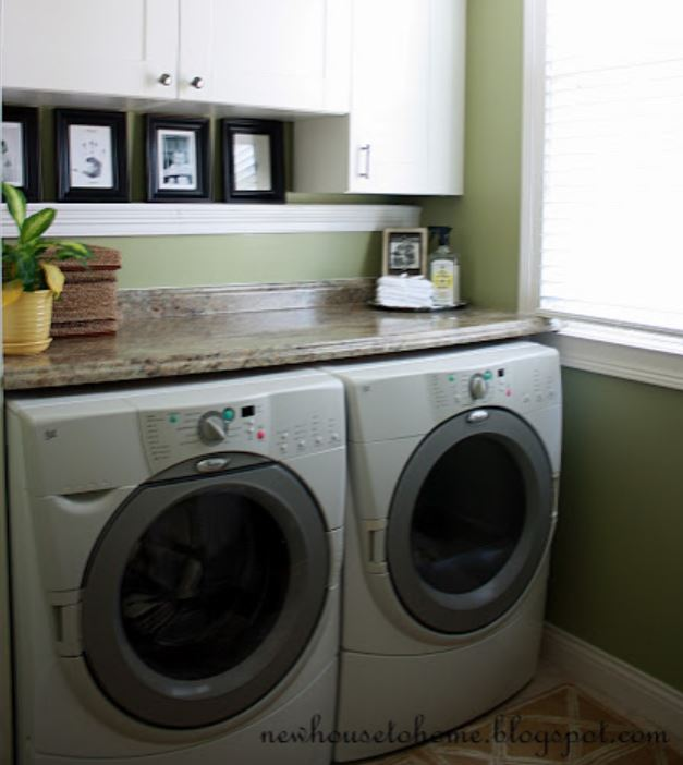 Centerpointe Communicator Ikea Hack Part 1 Numerar Laundry. Countertops  Over Washer And Dryer Counter Front Load