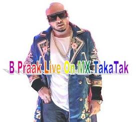 mx takatak presents b praak live on world music day