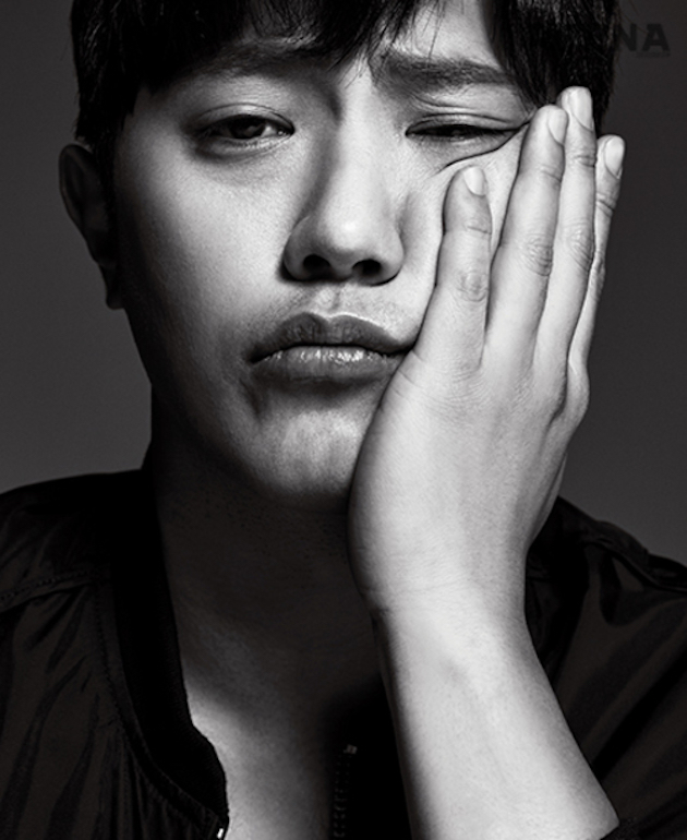 Jin Goo, Jin Goo Arena Homme+, Jin Goo 2016, Jin goo Magazine