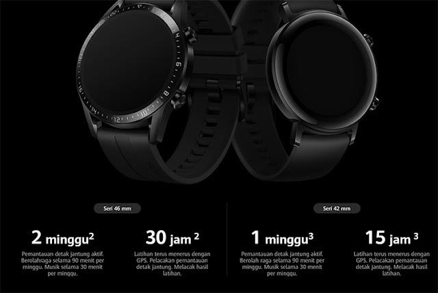 jam tangan pintar HUAWEI WACTH GT 2