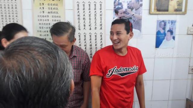 Gerindra Rilis Tim Kampanye Prabowo-Sandi, Isinya Tukang Parkir hingga Pedagang Bakso