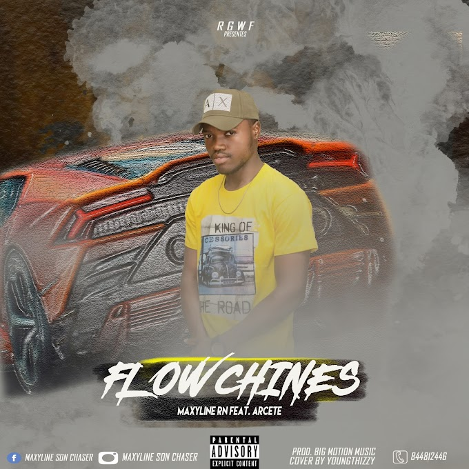 MaxyLine RN - FLow Chines (feat. Arcete)[Prod. BigMotion Music] 2020