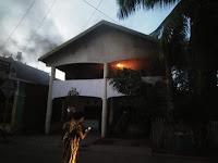 Kebakaran Dua Petak Rumah Kontrakan Awali Rangkaian Peristiwa Memilukan di Selayar
