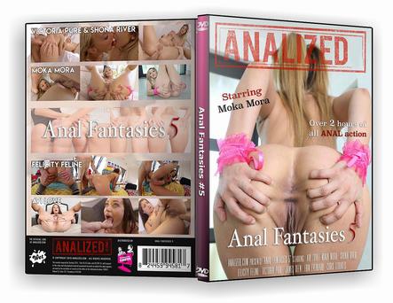 DVD ANAL FANTASIES #5 xxx 2019 - ISO