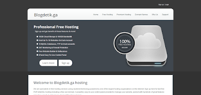 BlogdetikGA Free Hosting Review