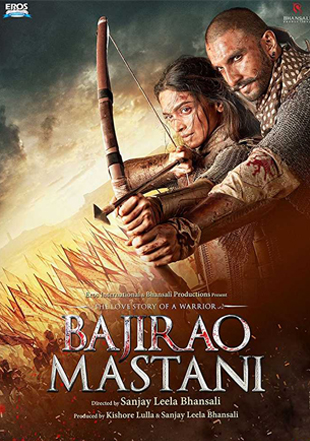Bajirao Mastani 2015 Full Hindi Movie Download BRRip 720p