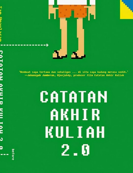 Catatan Akhir Kuliah The Movie         -          Sam & Catatan Akhir Kuliah-nya