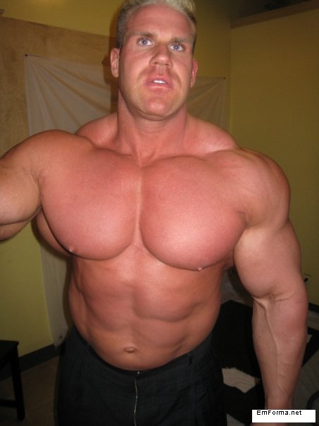Its All About Sports: Jay Cutler (bodybuilder)