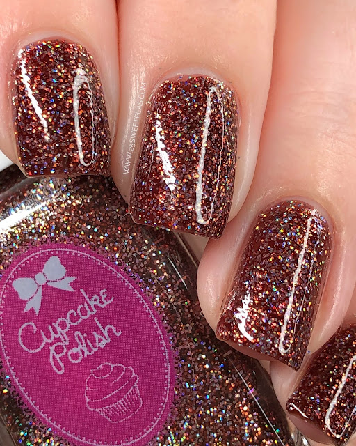 Cupcake Polish Pursue Your Talent 25 Sweetpeas