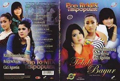 Ratu Sikumbang, Roza Selvia & Cici Agustin – Teluk Bayur (Album MP3 dan Lirik)