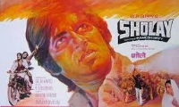 poster of film sholay