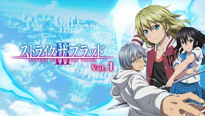 Strike the blood III OVA