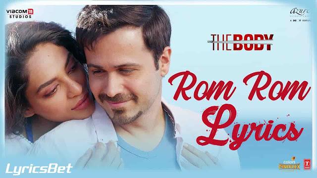 Rom Rom Lyrics