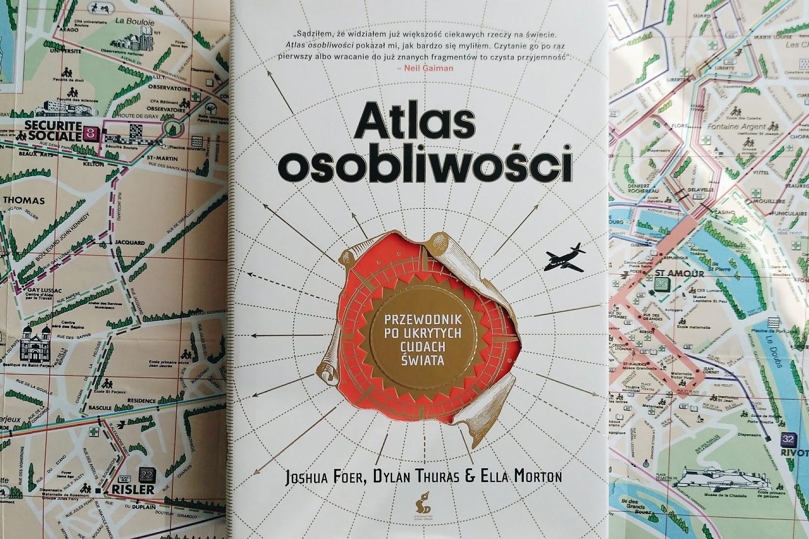 atlas osobliwości recenzja