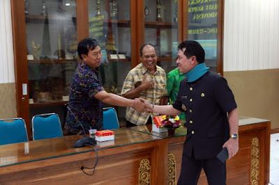 Bupati Suwirta Ajak Koperasi seKabupaten Klungklung untuk Mengendalikan Inflasi