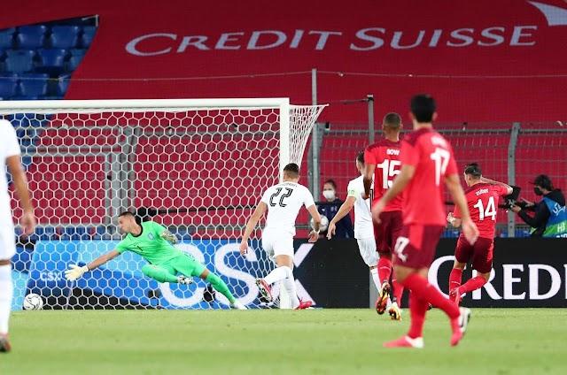 Ελβετία-Ελλάδα (2-1): Θετικό πρόσημο παρά την ήττα για την Εθνική μας