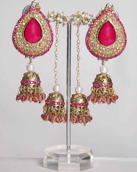 New Fashion Styles Latest Earring Design 2013 14