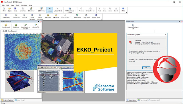 Sensors & Software EKKO Project