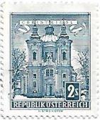 Selo Igreja de Christkindl