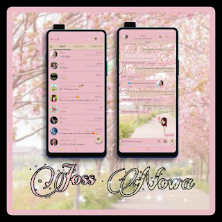 Nature Trees Theme For YOWhatsApp & NO WhatsApp By Joss