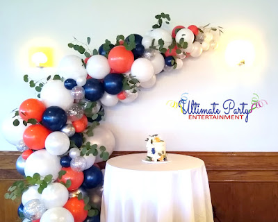 Organic Balloon Arches and Garlands Cleveland Ohio