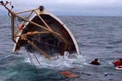 """Boat Rombongan Intat Linto """"Meuhambo"""" di Laot Pulo Aceh"""