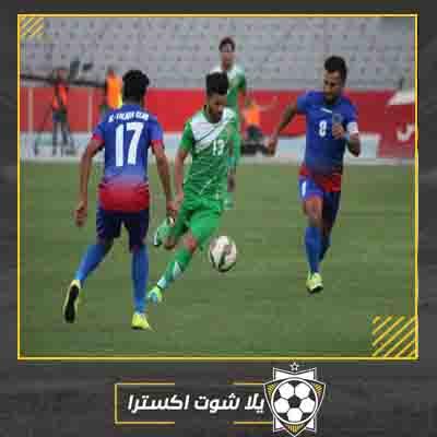 بث مباشر مباراة الحسين ونفط الوسط