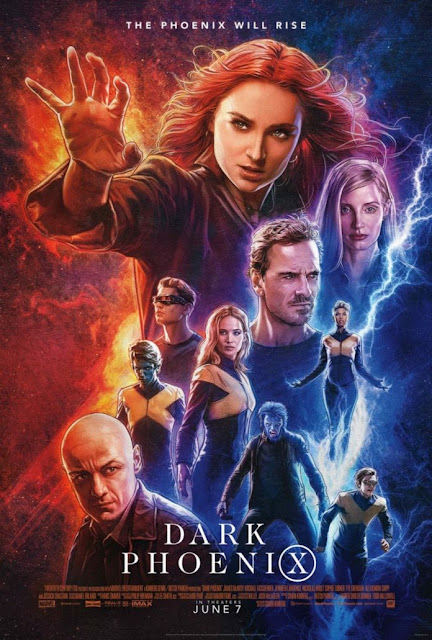 Dark Phoenix (2019) Full Movie Hindi Dub Download Free Mp4 HD