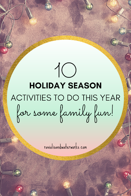things to do this holiday season that are safe