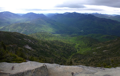 Giant Mountain, Saturday June 3, 2017.  The Saratoga Skier and Hiker, first-hand accounts of adventures in the Adirondacks and beyond, and Gore Mountain ski blog.