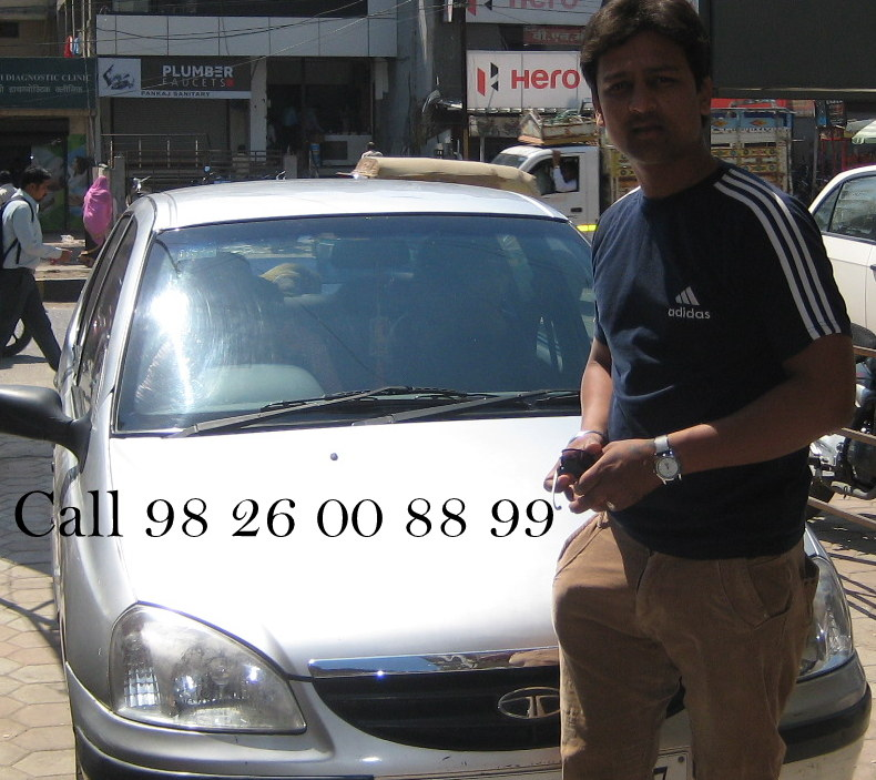 Hire Car Driver In Indore