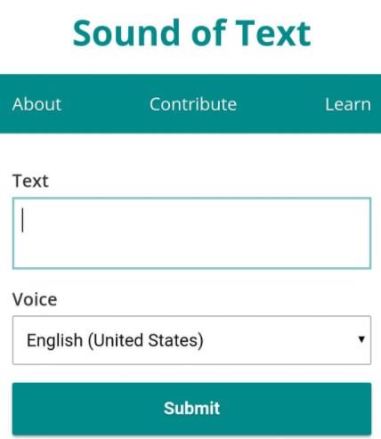 Sound of Text Jawa