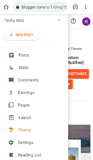 Add Responsive share Button To Blogger Blog
