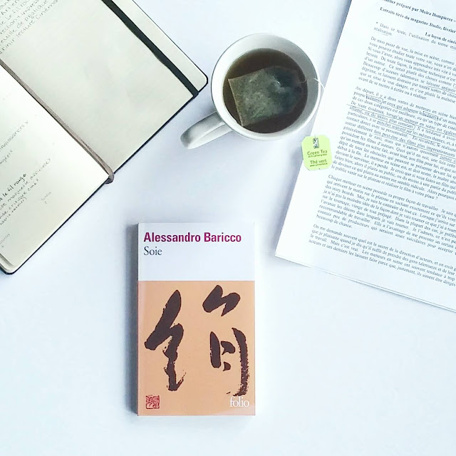 Soie d'Alessandro Baricco