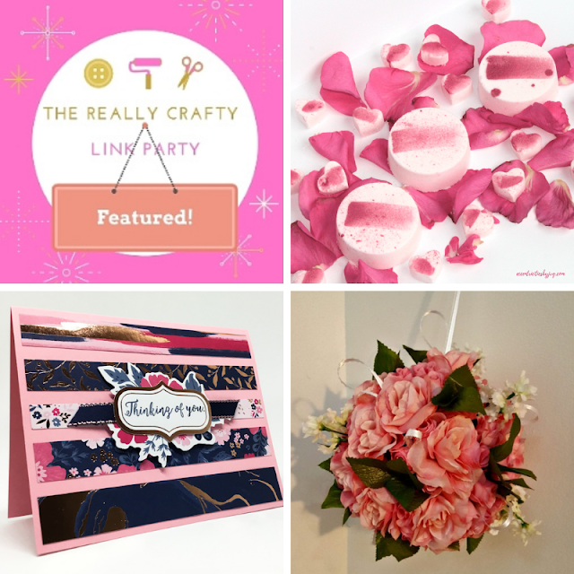 The Really Crafty Link Party #249 featured posts