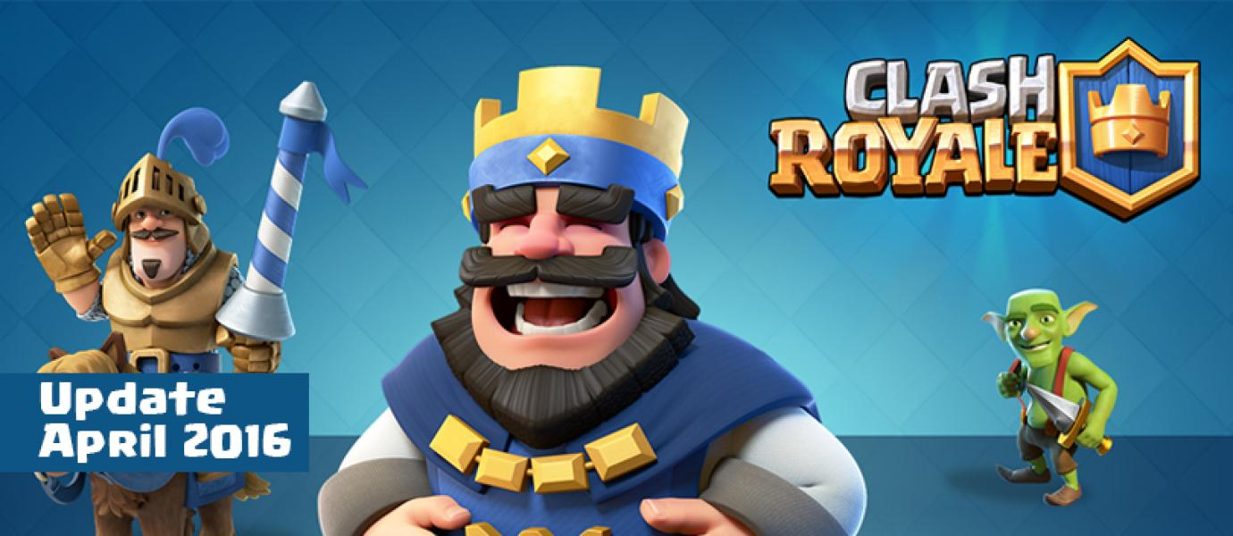Bocoran Update Clash Royale Terbaru April 2016 INFORMASI BERITA