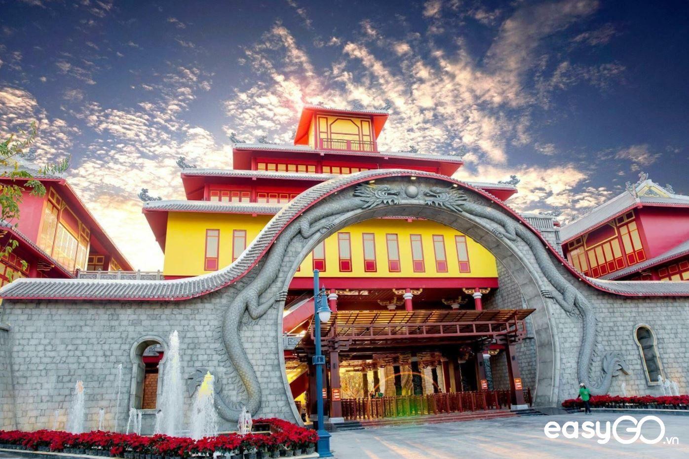 địa điểm du lịch gần Hà Nội