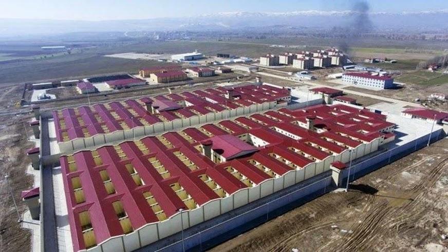 Η Τουρκία κατασκευάζει 26 νέες φυλακές