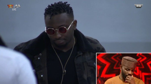 #BBNaija 2019: Sir Dee evicted from the ongoing Big Brother Naija reality show