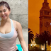 Rufa Mae Quinto show strange orange sky over California's Bay area