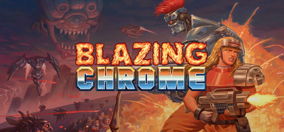 Blazing Chrome-GOG