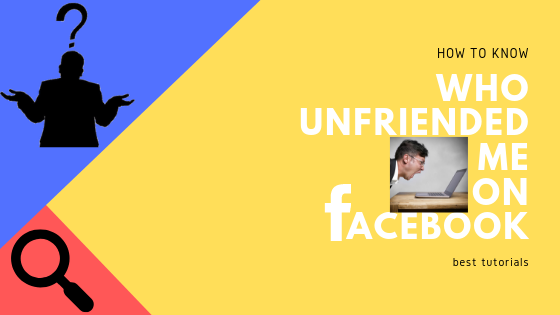 How To Find Out Who Unfriended You On Facebook<br/>