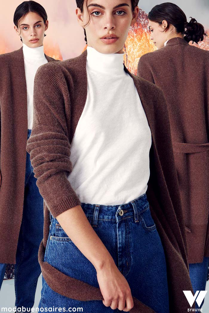 Looks tendencia de moda invierno 2021