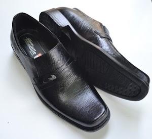 Sepatu Pantofel Kulit Asli A2