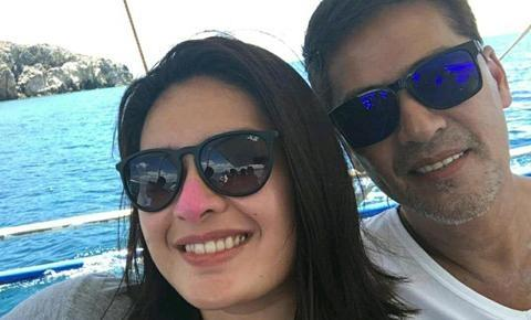 Vic Sotto and Pauleen Luna-Sotto enjoy the summer in Palawan! Must look!