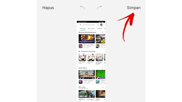 Cara Screenshot Panjang HP Xiaomi Semua MIUI  2 Cara Screenshot Panjang di HP Xiaomi 2021, Semua MIUI