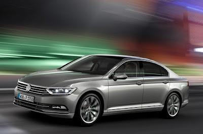 Volkswagen Unveils Tech-Savvy 2016 Passat with Ambitious DNA