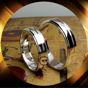cincin emasputih paladium p5412