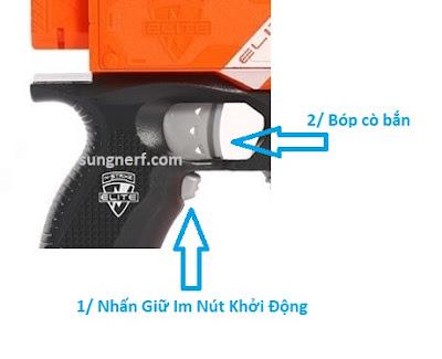Các Mẫu Súng Nerf Tự Động Bắn Dùng Pin 1