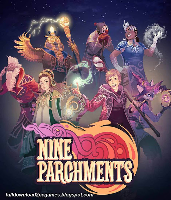 Playing Video Game Developed And Published By Frozebbyte Nine Parchments Free Download PC Game